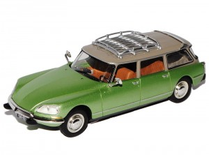 Citroen DS 23 Break 1974 Norev 1:43