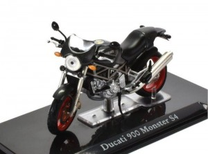 Ducati 900 Monster S4  Atlas 1:24
