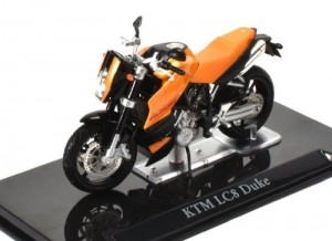 KTM LC8 Duke  Atlas 1:24
