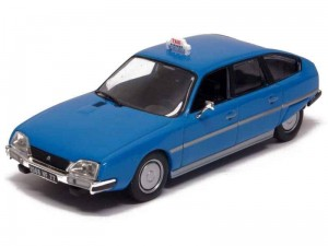 Citroen CX TAXI Paris 1975 Altaya 1:43