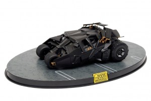 Batmobil 2005 Eaglemoss 1:43
