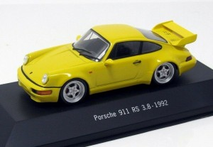 Porsche 911 RS 3.8 (964) 1992 Atlas 1:43