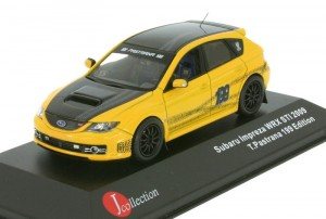 Subaru Impreza WRX STi 2009 T.Pastrana 199 Edition J Collection 1:43