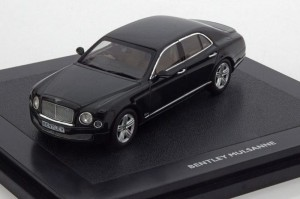 Bentley Mulsanne 2010 Minichamps 1:43