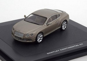 Bentley Continental GT 2011 Minichamps 1:43