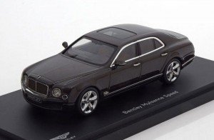 Bentley Mulsanne Speed Spectre 2014 Kyosho 1:43