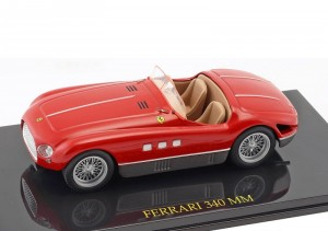 Ferrari 340 MM Eaglemoss 1:43