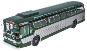 GM New Look Fishbowl TDH-5301 USA 1965 Hachette 1:43