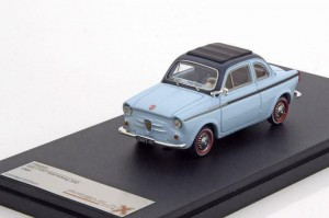 NSU-Fiat Weinsberg 500 1960 light blue Premium X 1:43