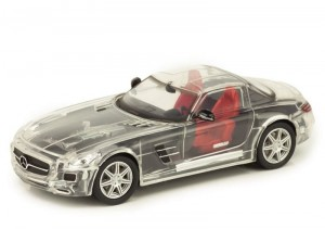 Mercedes-Benz SLS AMG 2010 Atlas 1:43