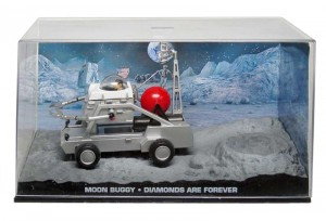 "Moon buggy James Bond ""Diamonds are forever"" 1:43"
