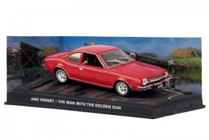 "AMC Hornet James Bond ""The man with the olden gun"" 1:43"