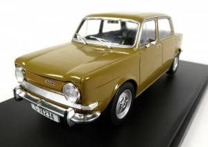 Simca 1000 1969 Salvat 1:24