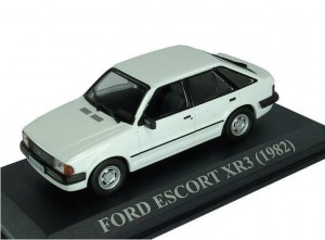 Ford Escort XR3 1982 Altaya 1:43