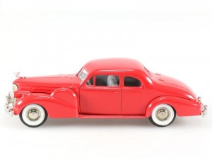Cadillac V16 Coupe 2 door 1938-1940 Rextoys 1:43