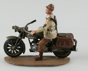 USA 63 Dywizja Piechoty, Norton Four Triciclo Miniatures 1:32
