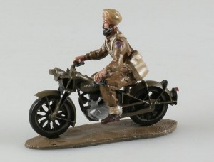 Sikh Infantry, BSA WB3 Triciclo Miniatures 1:32