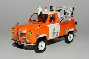 Renault Colorale Pick-up 4x4 Service Renault 1956 Hachette 1:43