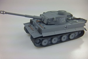 Czołg Tiger H1 Russian Front  Herpa 1:87