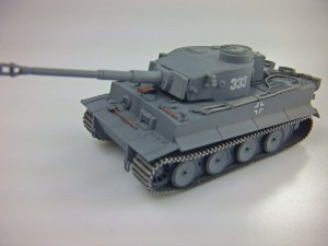 Czołg Tiger fruhe Version  Herpa 1:87