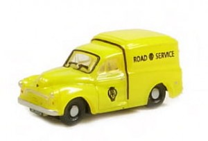 Morris 1000 Van Road Service Oxford 1:160
