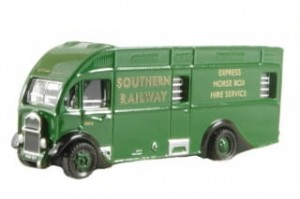 Southern Railways Albion Horsebox Oxford 1:160