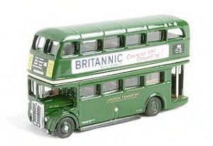 London Transport Country Area RT Bus Oxford 1:160
