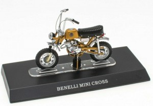 Benelli Mini Cross Leo Models 1:18