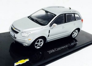Chevrolet Captiva 2008 Salvat 1:43