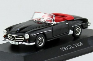 Mercedes-Benz 190 SL 1955 Atlas 1:43
