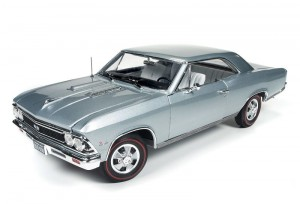 Chevrolet Chevelle SS 396 1966 Auto World 1:18