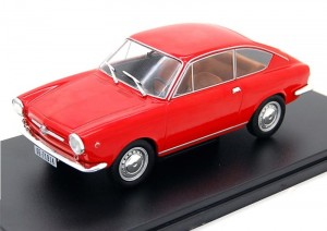 Seat 850 Coupe 1967 Salvat 1:24