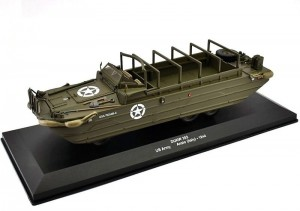 DUKW 353 US Army Anzio 1944 Eaglemoss 1:43