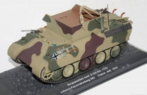 Bergepanther Ausf. G (Sd.Kfz. 179) France 1944 Altaya 1:43