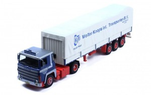 Scania LBT 141 Wolther Koops IXO 1:43