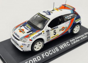 Ford Focus RS WRC Rally Cataunya 2000 Altaya 1:43