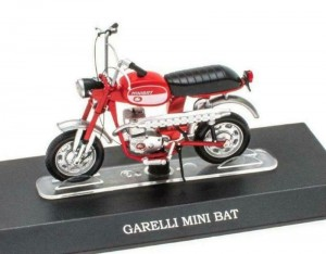 Garelli Mini Bat Leo Models 1:18