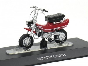 Motobi Caddy 50 1975 Leo Models 1:18