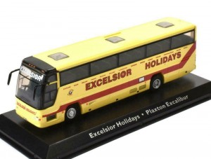 "Plaxton Excalibur ""Excelsior Holidays Atlas 1:72"