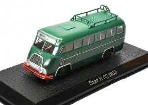 Star N 52 1953 Atlas 1:72