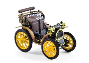 Renault Type A 1899 Norev 1:43