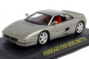 Ferrari F355 Berlinetta Eaglemoss 1:43
