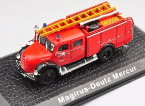 Magirus-Deutz Mercur Atlas 1:72