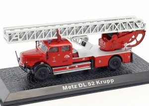 Metz DL 52 Krupp Atlas 1:72