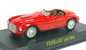Ferrari 166 MM Eaglemoss 1:43