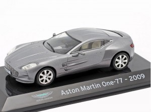 Aston Martin One-77 2009 Salvat 1:43