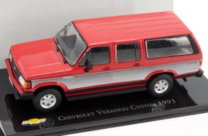 Chevrolet Veraneio Custom 1993 Atlas 1:43