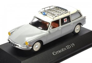 Citroen ID 19 Ambulance