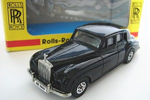 Rolls-Royce Silver Cloud 1955-1959