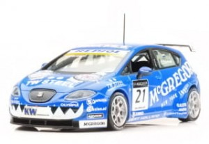 Seat Leon WTCC 2009 T.Coronel J Collection 1:43